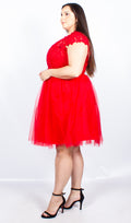 Chi Chi Curve Elora Dress