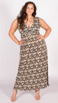 Nella Floral Maxi Dress