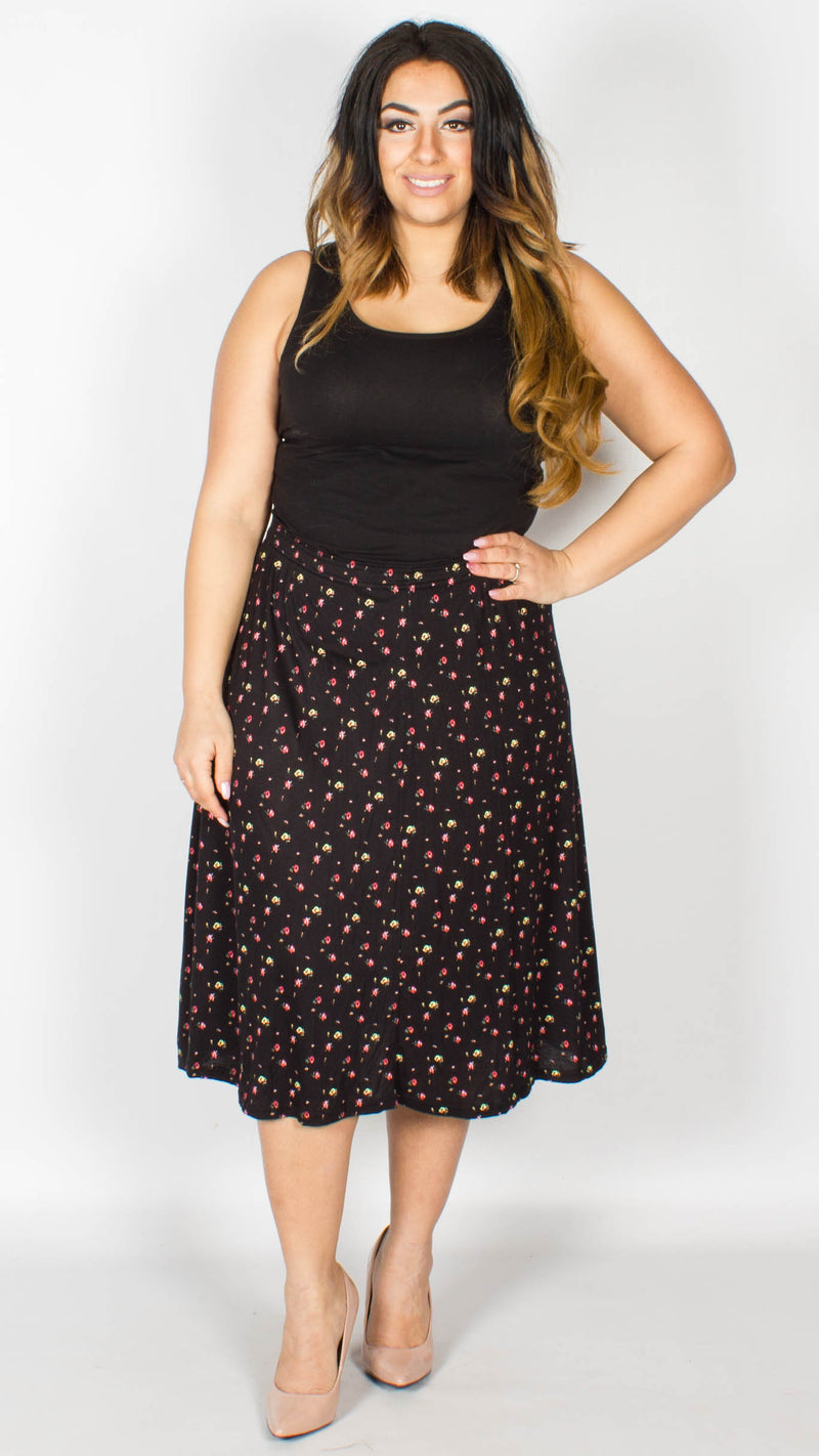 Phoebe Floral Skirt