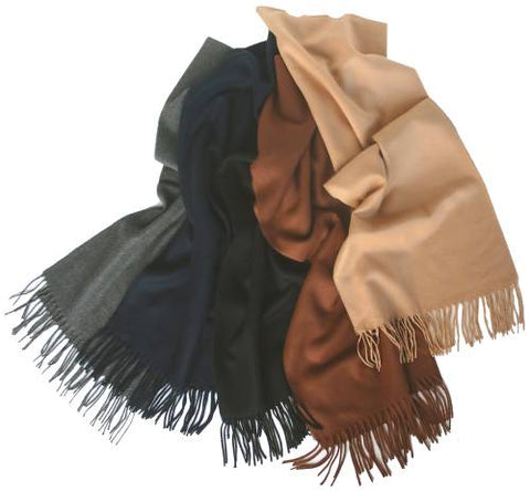 Acrylic Scarf, Available in 4 Colors - H3675