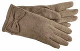 Women's Wool Blend Gloves with Lambswool Blend Lining - L4043