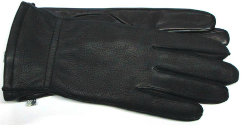 Women's Deerskin Gloves with 100% Cashmere Lining - W4266