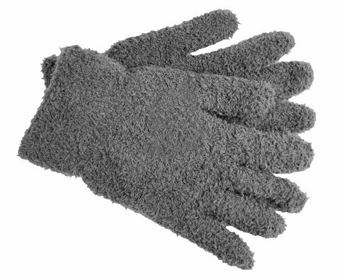 Women's Unlined Chenille Gloves - L4556