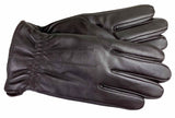 Men's Glace Leather Gloves with Brushed Polyester Lining and ThinsulateTM Insulation - M7063