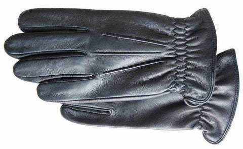 Men's Glace leather gloves with ThinsulateTM Insulation