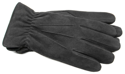 Men's Deer Suede Gloves with Polyester Lining and Thermolite® Insulation - M7098