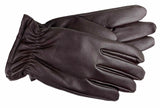 Men's Glace Leather Gloves with Brushed Polyetser Lining and Thermolite® Insulation - M7125