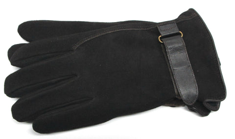 Men's deer split gloves