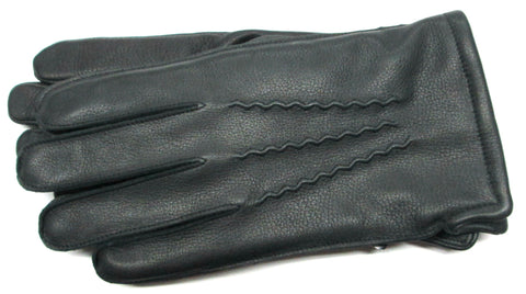 Men's Deerskin gloves with ThinsulateTM insulation