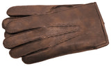 Men's Deerskin gloves with ThinsulateTM insulation - M7454