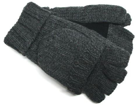 Men's Raggwool Gloves with Fleece Lining and ThinsulateTM Insulation - M7466