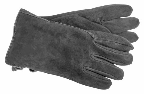 Men's Deersuede Gloves with Fleece Linin and ThinsulateTM Insulation - M7567