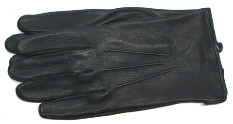 Men's Unlined Deerskin Gloves