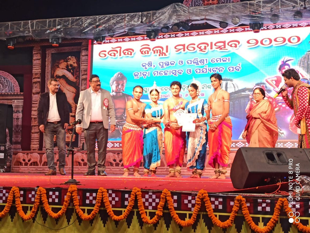 Boudh District Mahotsav 03.01.2020