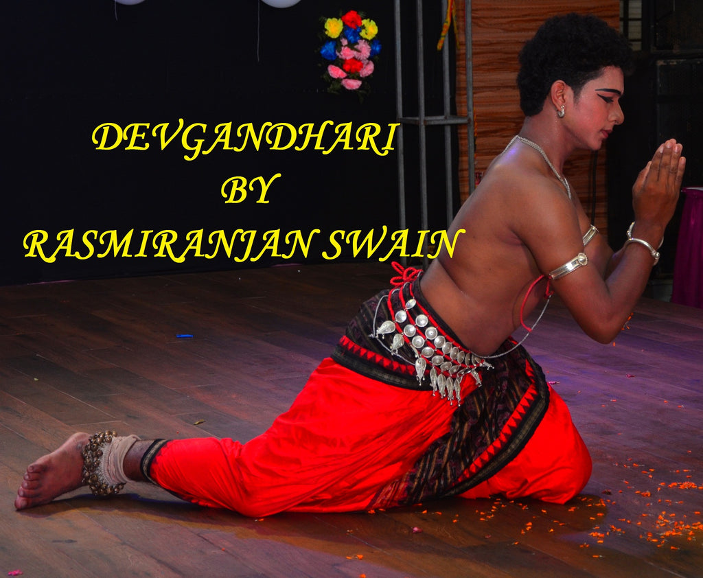 International Dance Festival/ Devgandhari by Rasmiranjan swain2019
