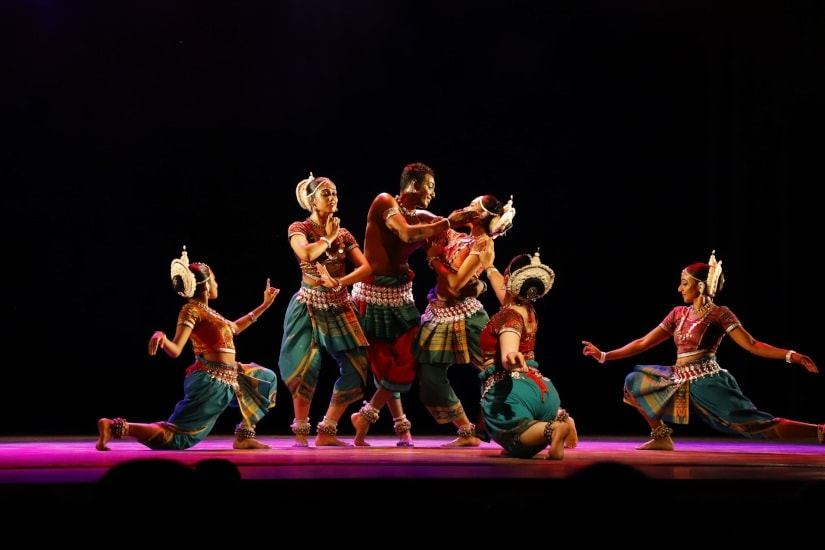 Odissi on High: A transnational production displays the dance form's synergy between male and female elements