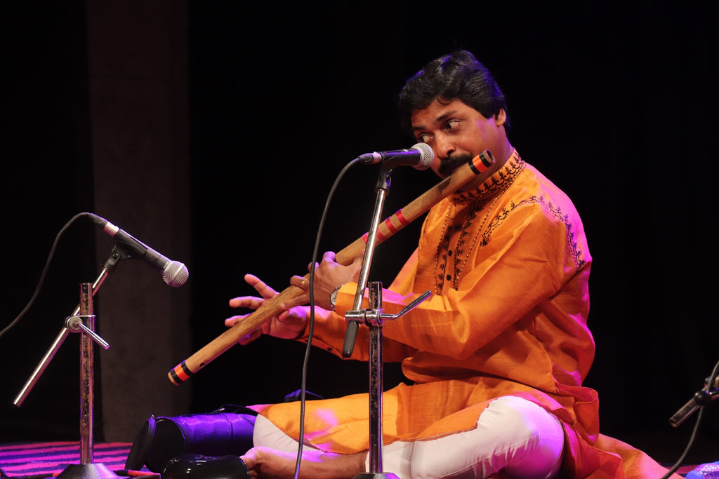 2nd Barnali an Evening of Colorful Dance & Music/ Flute Recital by Sri Jabahar Mishra on 14.10.2018