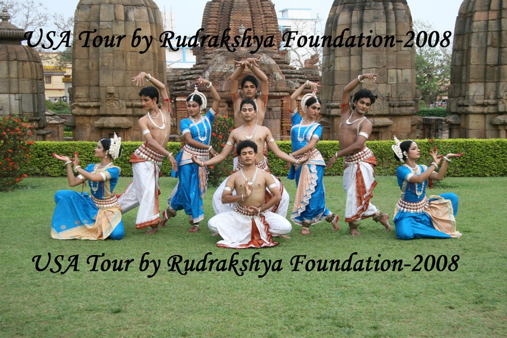 USA Tour by Rudrakshya Foundation from April to July 2008