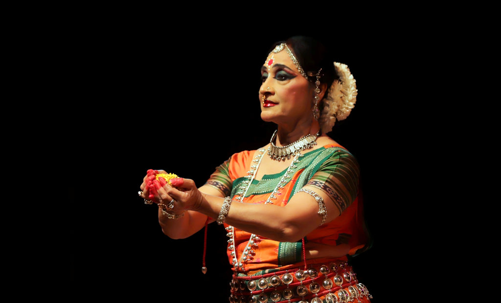 3rd Barnali an Evening of Colorful Dance & Music/ Odissi by Smt. Ranjana Gauhar