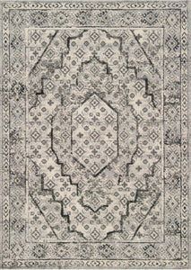 Emory Rug - Grey/Graphite