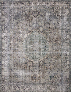 Layla Rug - Taupe/Stone