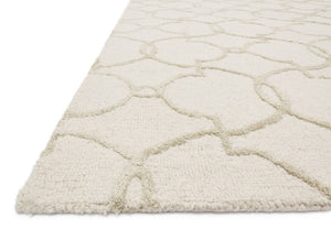 Panache Rug - Ivory/Silver