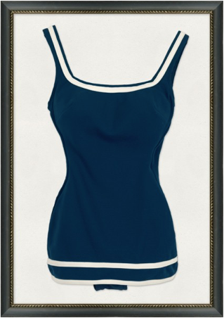 Vintage Swimsuit II - 21