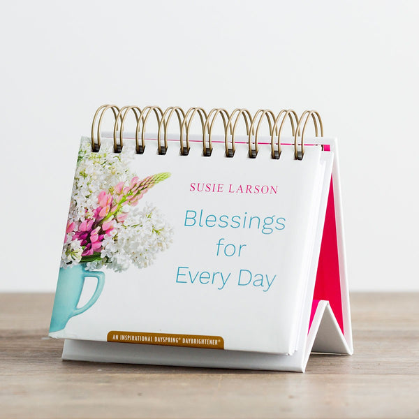 Blessings for Every Day: Perpetual Calendar