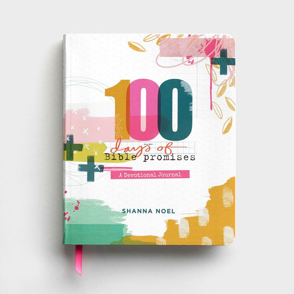100 Days of Bible Promises- Devotional Journal