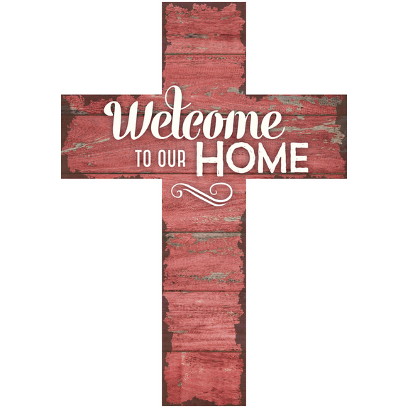 Welcome to our Home Cross