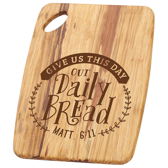 Daily Bread Cutting Board