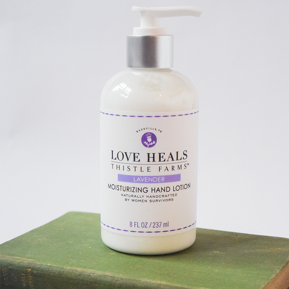 Moisturizing Hand Lotion