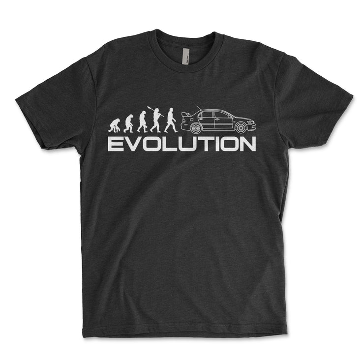Evolution Of Man Shirt