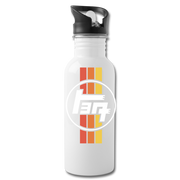 TEQ Vintage Water Bottle - white