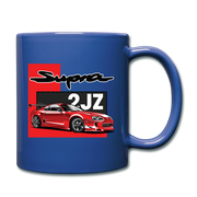 Supra 2JZ Mug - royal blue