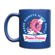 Fresh Donuts Mug - royal blue