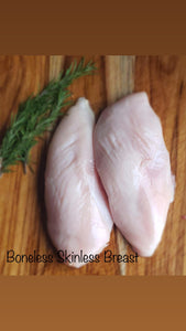 Boneless Skinless Breast
