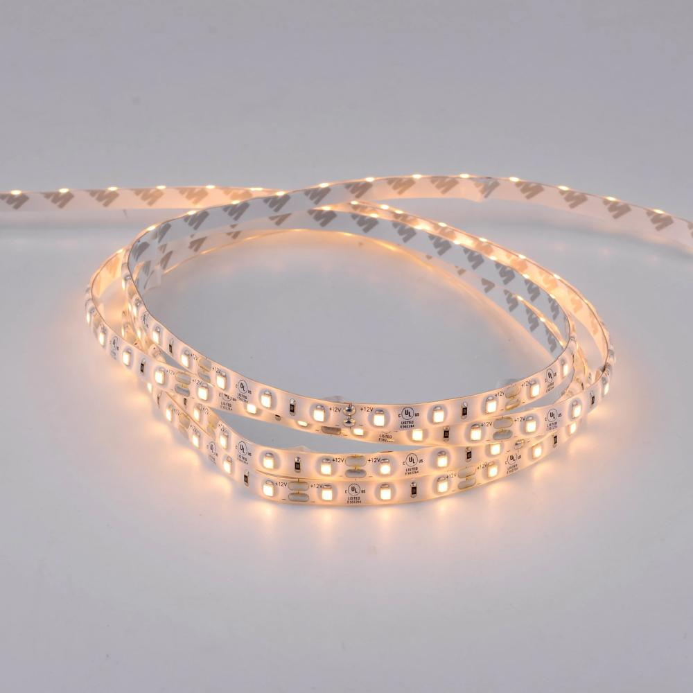 Outdoor LED Tape Lights - 12V LED Flexible Strip Light - 378 Lumens/ft. with Power Supply (KIT)