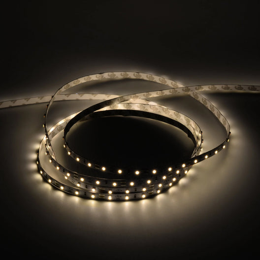 12V LED Tape Light with Connector, SMD 5050, Dimmable, LED Strip Light