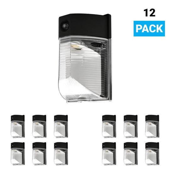 Wallpack pack of 12