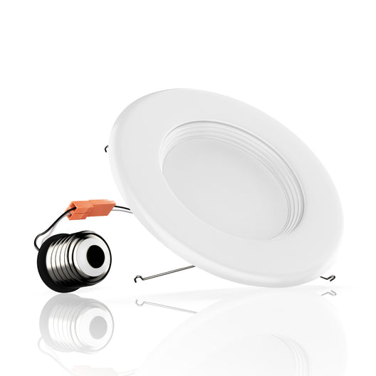 5/6-inch Dimmable LED Downlights 1000 Lumens ; 15W