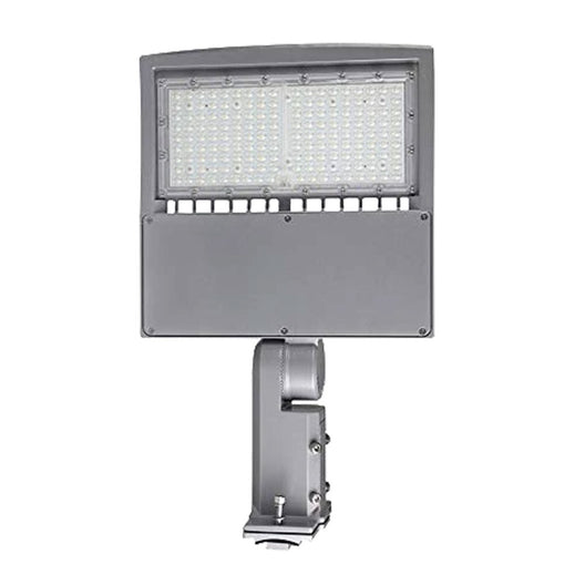 150W LED Pole Light With Photocell ; 5700K ; Universal Mount ; Silver ; AC100-277V
