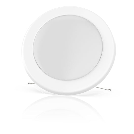 5/6-inch Dimmable LED Disk Downlights, 15W, 1200 LM, Recessed Ceiling Light, Commercial Led Downlights