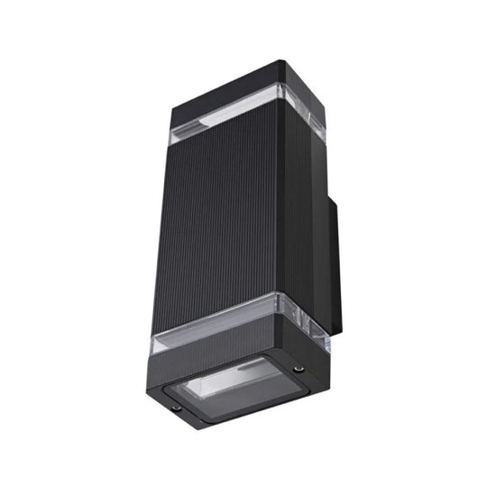 Led Up & Down Light Square, 2x6W, AC100- 277V , Double Side