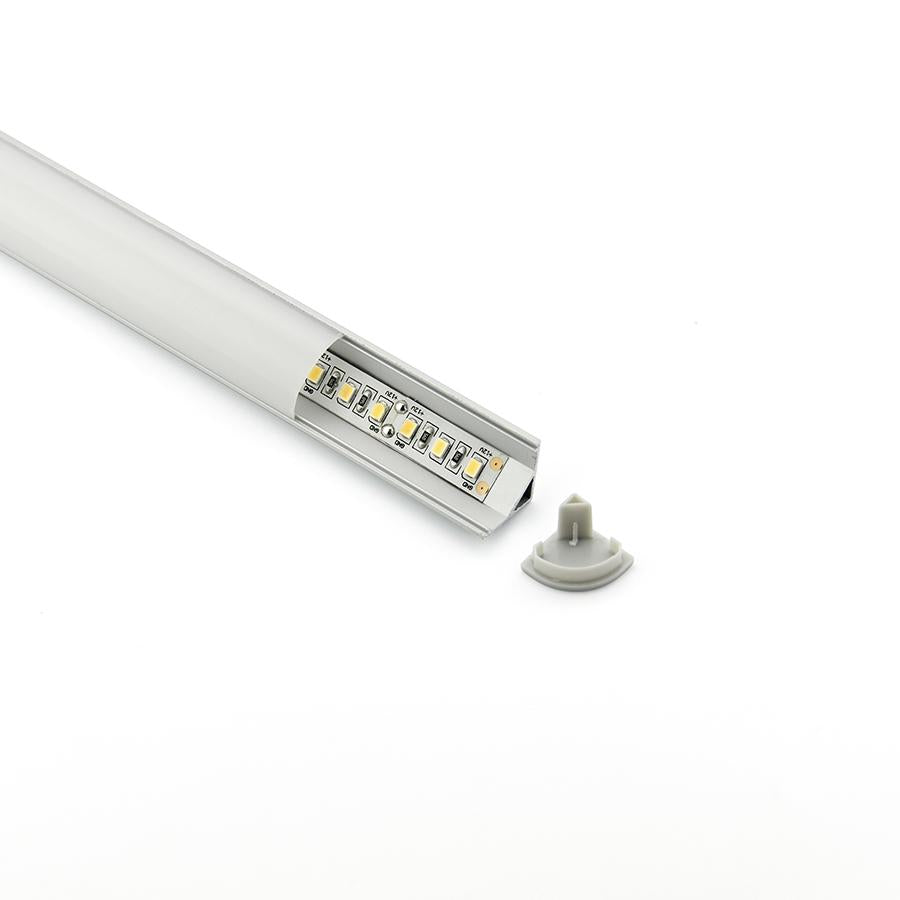 1616 Aluminum LED Strip Channel Surface Mount LED Extrusion