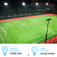 Load image into Gallery viewer, LED Flood Light 300W Application stadium