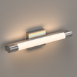Load image into Gallery viewer, Cylinder Shape Integrated LED Bath Bar Light, 4000K (Cool White), Dimmable, ETL Listed, LED Vanity Light