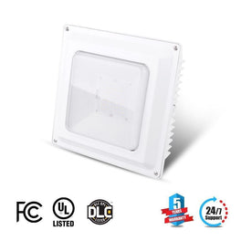 LED Canopy Lights 75W 5700K