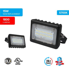 LED Flood Light 150 Watt 5700K BRONZE IP65 20,000 Lumens