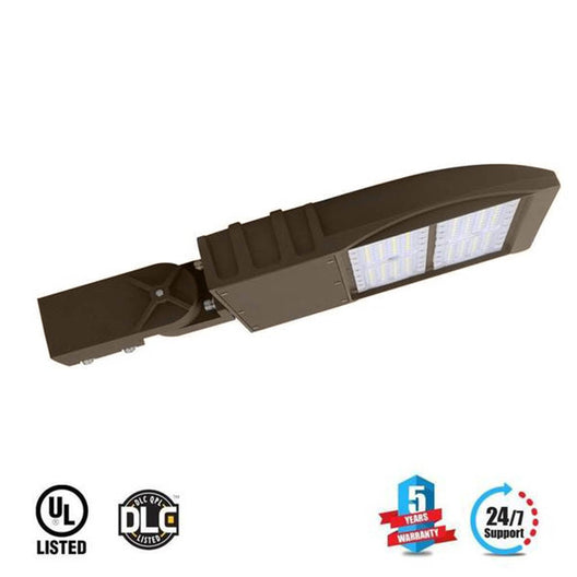 LED Pole Light/ Street Light 150W Bronze Adjustable Mount by LEDMyPlace Canada